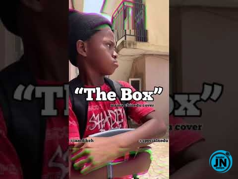 "MAMA CHINEDU – ""THE BOX"" By RODDY RICCH Cover"